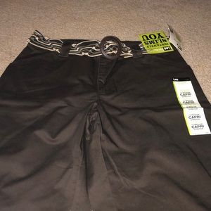 Lee capris -12med - Bark color -NWT